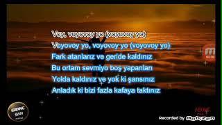Voyovoy karaoke sözleri