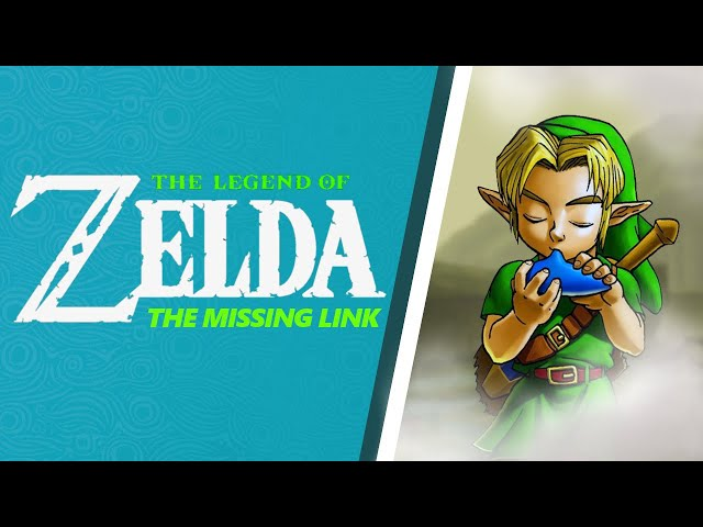 The Missing Link - Ocarina of Time Romhack FULL PLAYTHROUGH