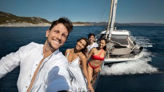 Sailing Turkey in a 168' SUPER YACHT - how did this happen?
