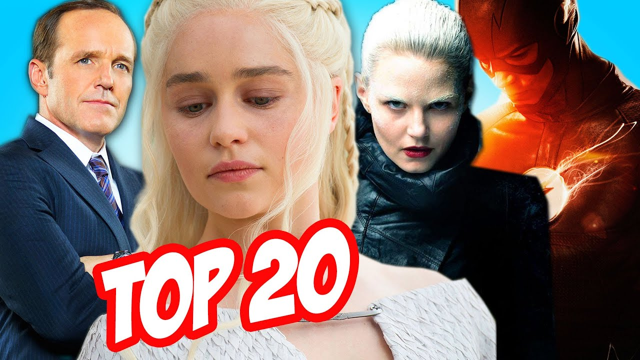 Top 20 TV Shows of 2015