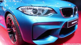 Checking out the 2017 BMW M2!