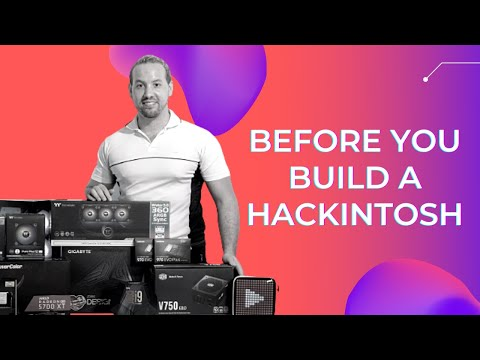 5 Things To Know Before Hackintoshing