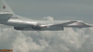Surfing the clouds on Tu-160 'The White Swan'. Serene...(In the end of the video, it's freezes. Just ignore it and close the video. It's cut's about 20 sec of it. Not that important. The secong song is ''Легендарный ..., 2014-12-22T15:52:11.000Z)