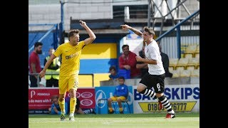 Official TUFC TV | Torquay United 0 - 2 Hampton & Richmond Borough 25/08/18