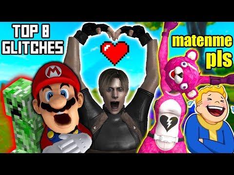 8 Glitches que Casi Destruyen a sus Videojuegos