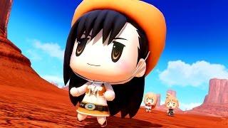 World of Final Fantasy - Tifa (ティファ)