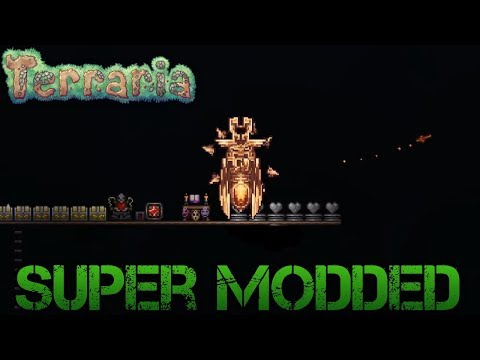 [67] The Guardian & Call Of The Void | Super Modded Terraria