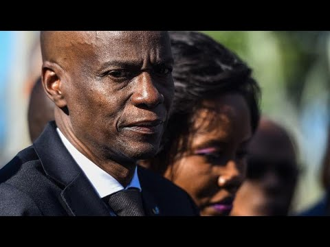 Haiti President Jovenel Moise killed at his home