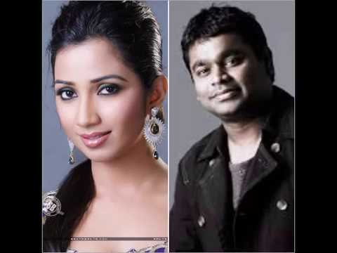 Great 10 Tamil Songs of Shreya Ghoshal with  AR Rahman and Others