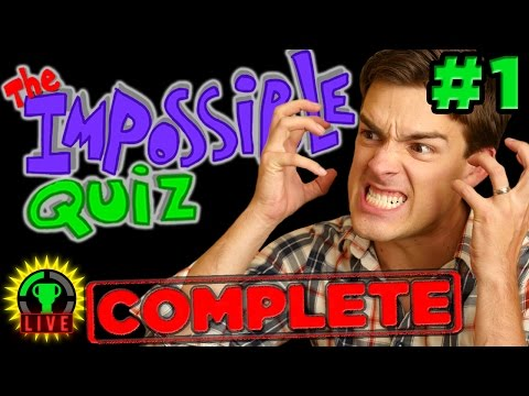The Impossible Quiz: The FAIL Begins (Part 1)