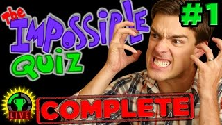 The Impossible Quiz: The FAIL Begins (Part 1) thumbnail
