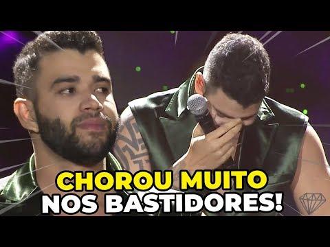 GUSTTAVO LIMA chora no VILLA MIX Goiânia 2019