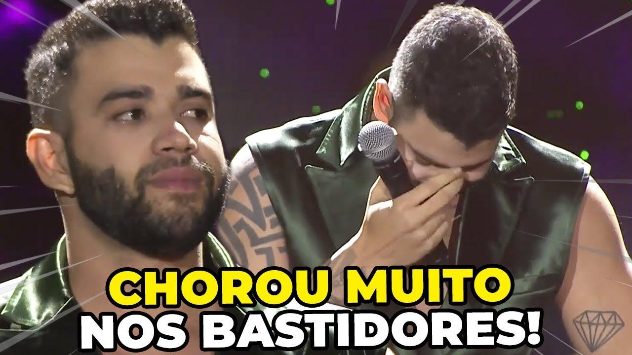 GUSTTAVO LIMA chora no VILLA MIX Goiânia 2019!