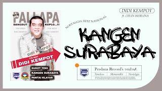 Didi Kempot Ft Lilin Herlina ft New Pallapa - Kangen Surabaya (Official Music Video)