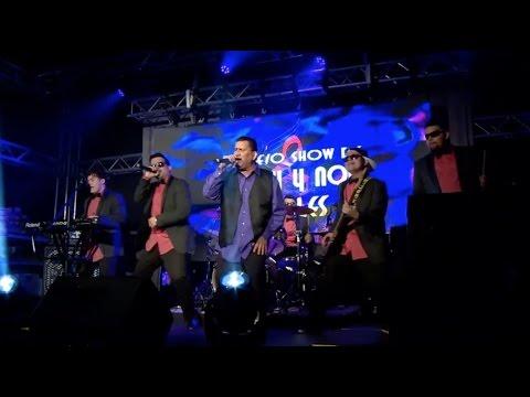 Revo Live Band - Oye Como Va Ft.La Sombra de Tony Guerrero en El Show De Johnny y Nora Canales