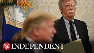 The 7 most explosive claims in John Bolton's book