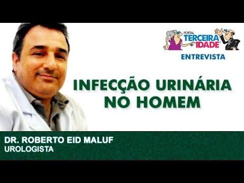 O que tomar para infeccao urinaria