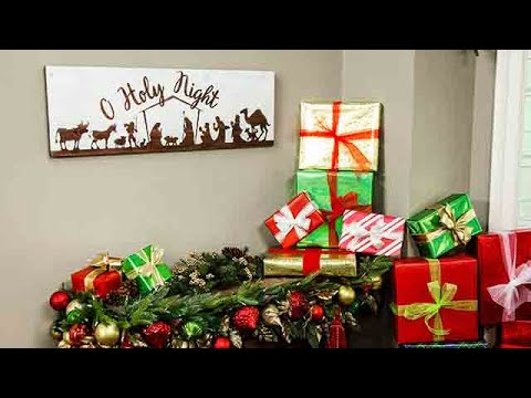 DIY Nativity Scene – Home & Family