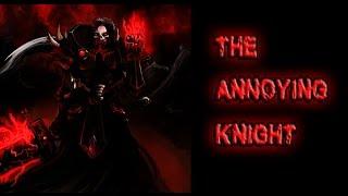 legion beta pvp blood dk is an annoying knight