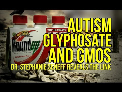 MIT Doctor Links Glyphosate to Autism Spike - Dr. Stephanie Seneff