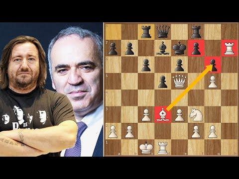 Garry Kasparov Vs Mario Kovač - A London System In Croatia