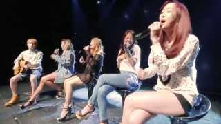 Download SISTAR(씨스타) - Touch my body(터치마이바디) Acoustic Ver. Mp3 and Videos