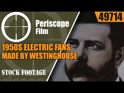 "1950s ELECTRIC FANS MADE BY WESTINGHOUSE   ""A FAN FAMILY ALBUM"" 49714"