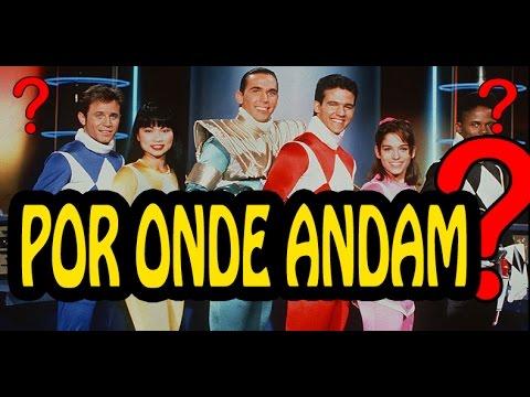 🔴 Cadê os atores vivos dos Power Rangers? Informações!