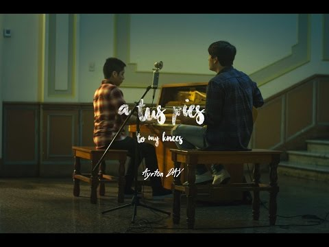 Ayrton Day - A tus pies [Hillsong Young & Free - To my knees] (Cover en español)