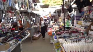 Walking in Chisinau, Moldova
