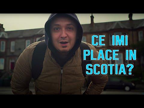 CE IMI PLACE CEL MAI MULT IN SCOTIA si CUM ARATA MAREA DIN EDINBURGH - ASTEA FAC BAIE LA 11 GRADE!!!