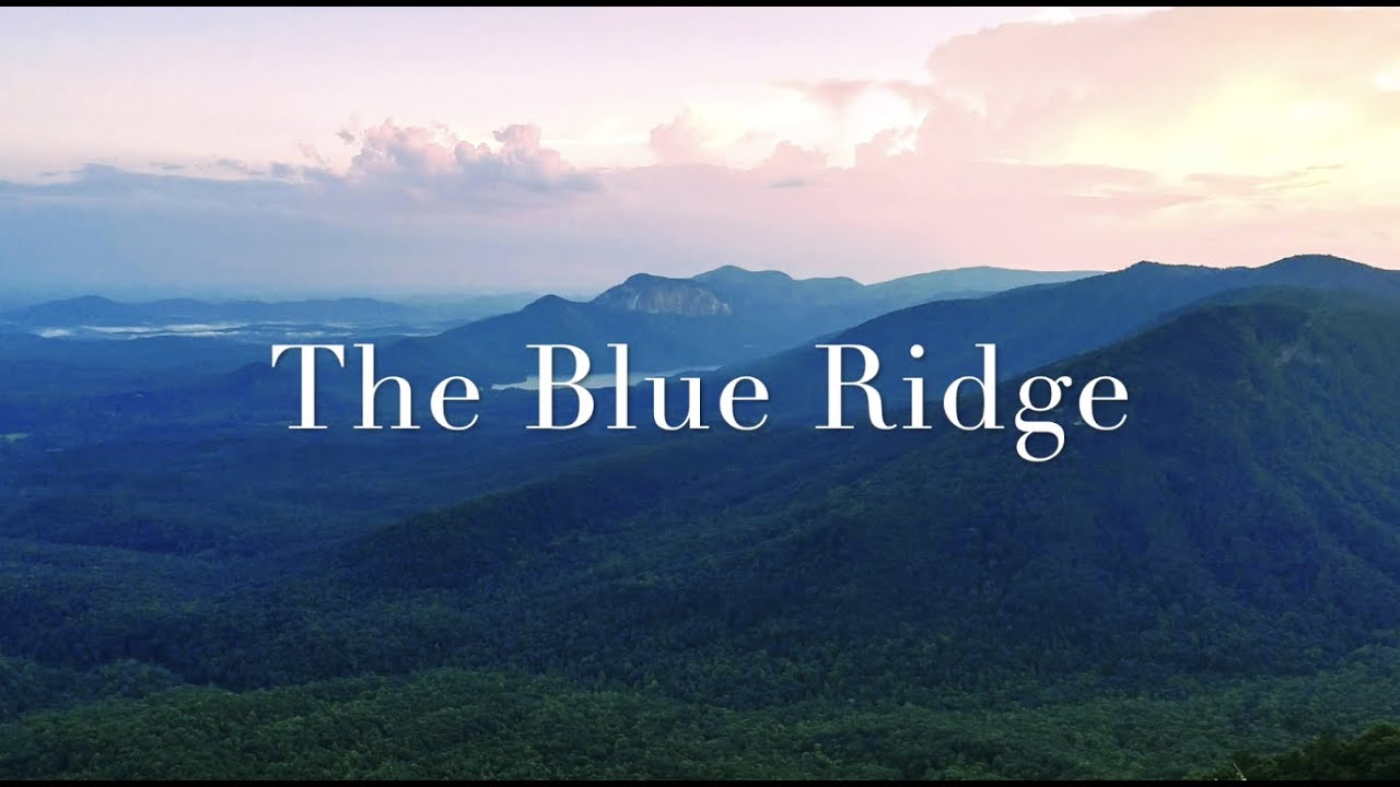 """The Blue Ridge"" by Elaine Hagenberg"