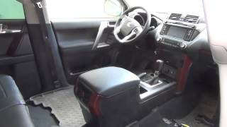 видео Авточехлы LAND CRUISER PRADO-150 рестайлинг
