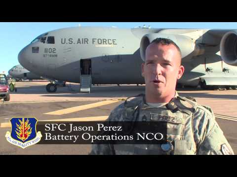 Altus AFB and Fort Sill Joint Training