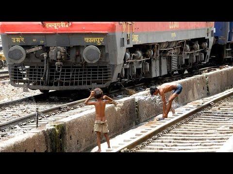 Intense 45-degree Celsius heatwave engulfs India