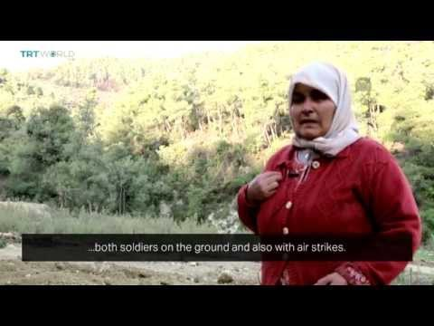 Syrian Turkmens Are Under Attack By Russian and Assad Forces