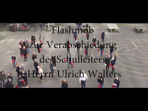 Diet & Dat | Flashmob Zur Verabschiedung Des Schulleiters