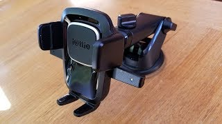 iOttie Easy One Touch 4 Car Mount Review - Fliptroniks.com