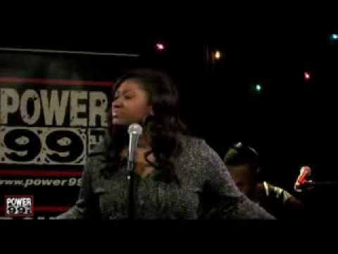 Jazmine Sullivan 10 Seconds Live