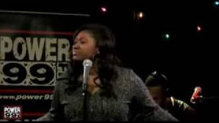 Jazmine Sullivan 10 Seconds Live