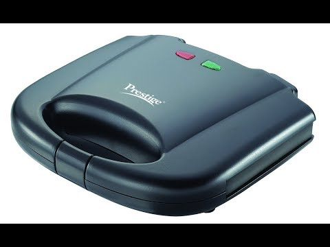 Prestige  sandwich Toast maker unboxing