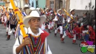 La Octava a San Sebastián 2015 - Tuxpan Jalisco Chayacates y Sonajeros