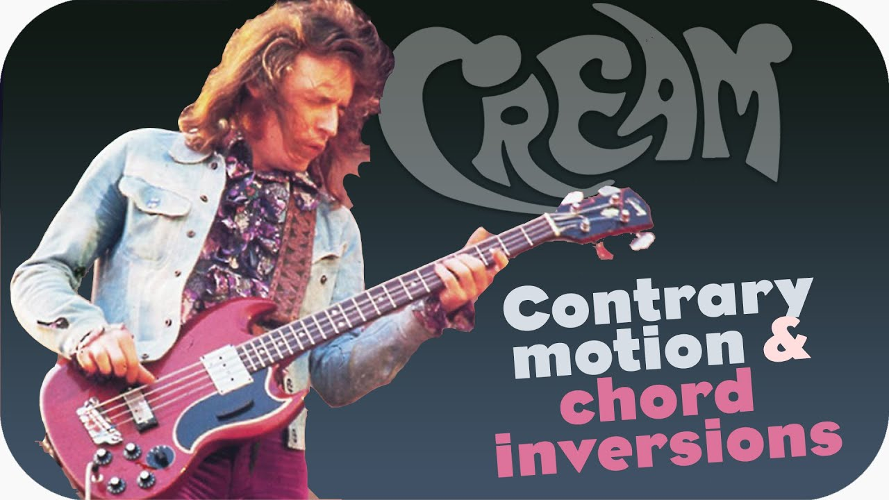 How to sound like Jack Bruce of Cream - Bass Habits - Ep 33