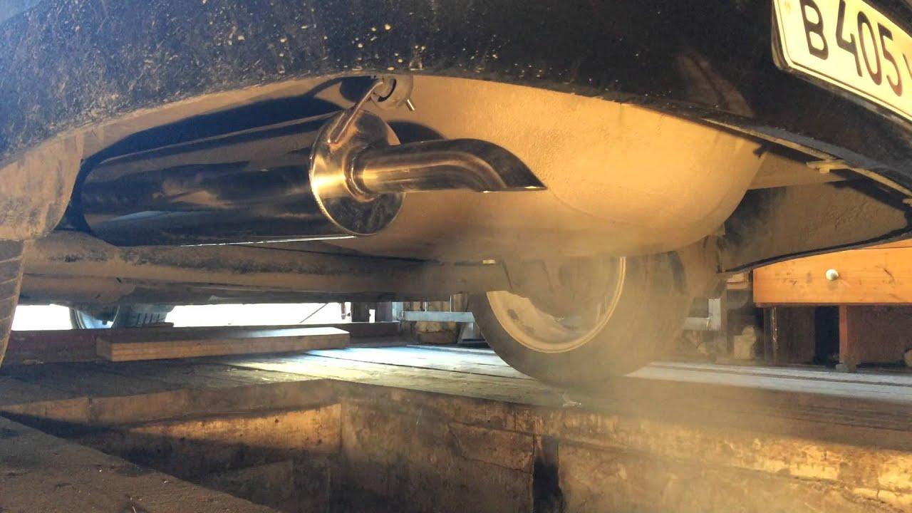Ремонт выхлопной системы на Mitsubishi Pajero Sport .Ремонт .