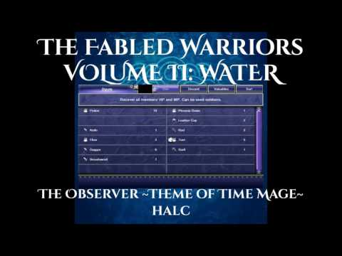 03 The Observer ~Theme of Time Mage~