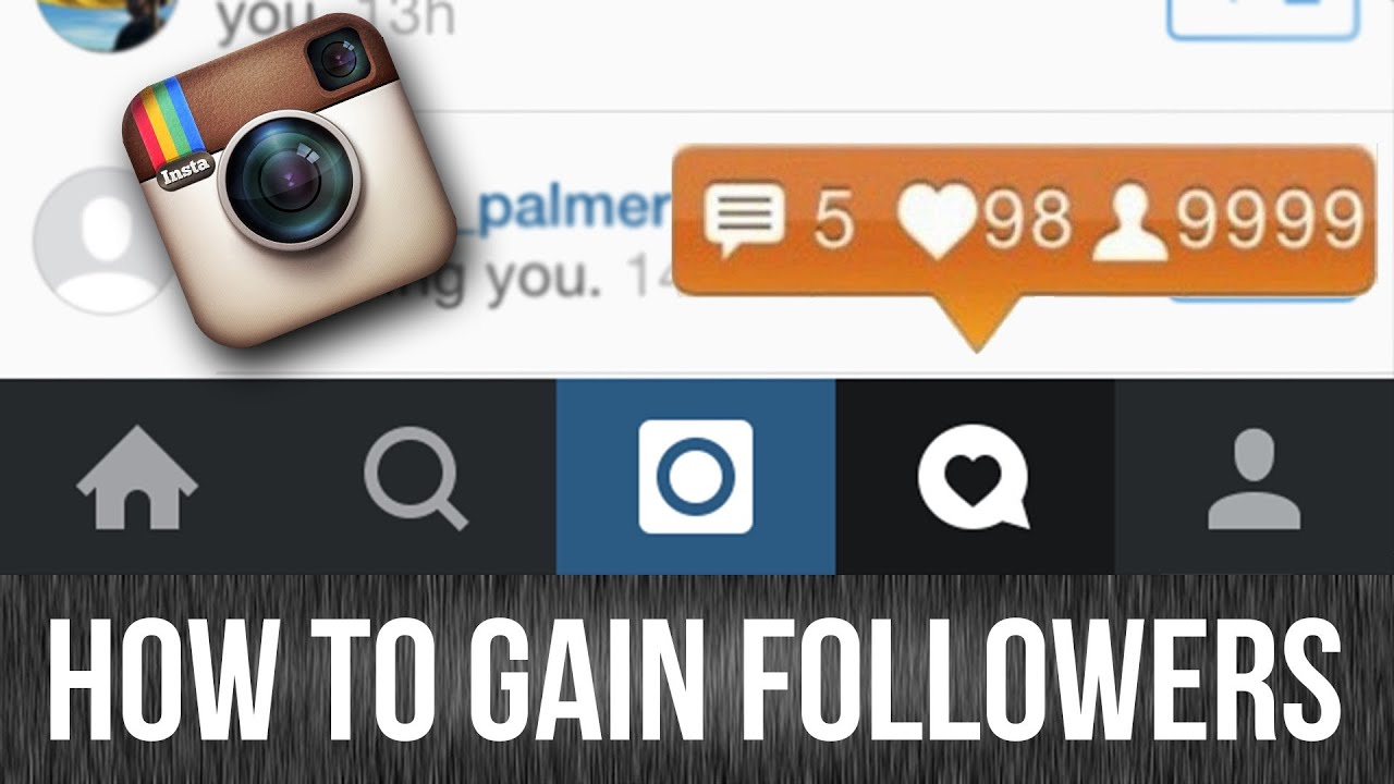 how to gain instagram followers fast gain hundreds of followers fast 2015 youtube