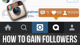 how to gain instagram followers fast gain hundreds of followers fast 2015