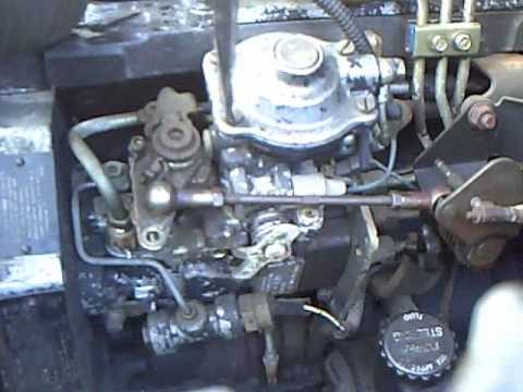 How to: Rotate fuel pin (cone) diaghram on your 8993 Dodge cummins VE pump! More power!  YouTube