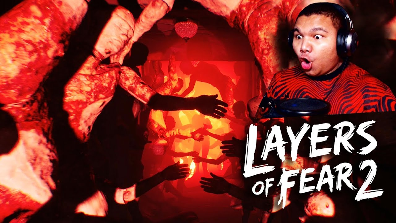 Download *SERAM!* BILIK RED ROOM ILLUMINATI IS REAL!!😨 - Layer of Fear 2 (Malaysia) ''Part 5''