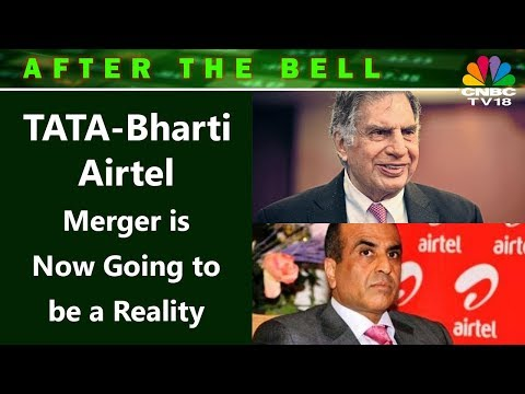 TATA-Bharti Airtel Merger is Now Going to be a Reality   CNBC TV18